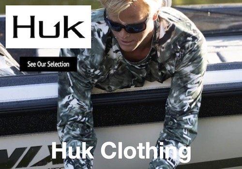 Huk Clothing