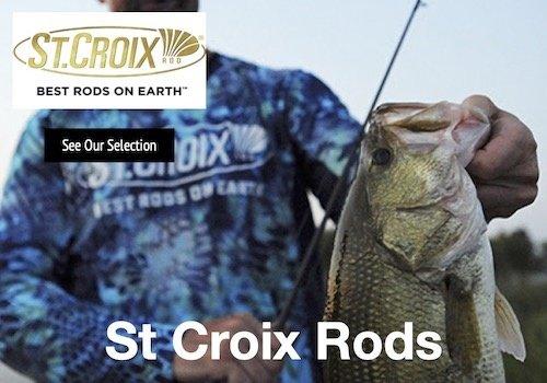 St Croix Rods