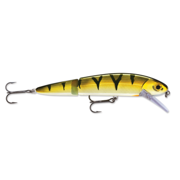 """Storm FlatStick Jointed 6-1/4"""" Chrome Yellow Perch"""