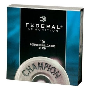 Federal 209A Shotshell Primers Box of 100