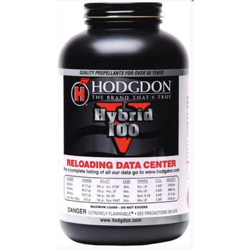 Hodgdon HY1001 Hybrid 100V Smokeless Rifle Powder 1Lb