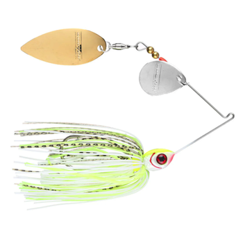 Booyah Counter Strike Spinnerbait Chart Pearl/Gold Scale 1/2oz