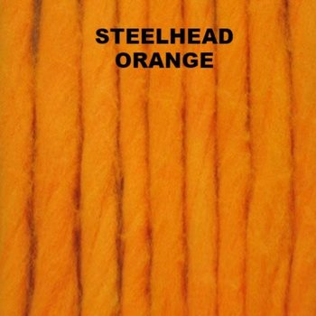 The Bug Shop Ultra Chenille Steelhead Orange