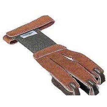 Neet Neet Tan Suede Glove Xlarge