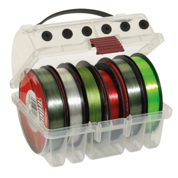 Plano Line Spool Box. Holds Up To 6 Spools 1'' Wide