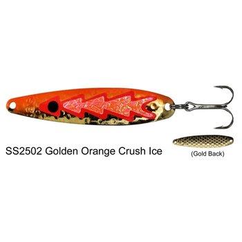 Dreamweaver Super Slim Spoon. Golden O Crush Ice