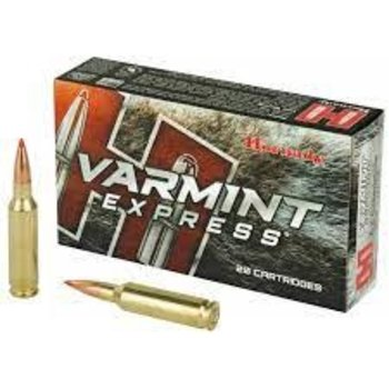 Hornady Hornady 81481 Varmint Express Rifle Ammo 6.5 Creedmoor, 95 Gr, V-MAX