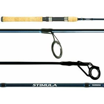 Shimano Stimula 6'6Med Fast Spinning Rod. 1/4-1/2oz 8-12lb 2-pc