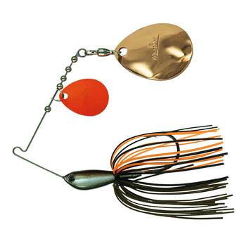 Molix Water Slash Double Colorado Spinnerbait Mud Vein 1/2oz