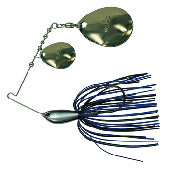 Molix Water Slash Double Colorado Spinnerbait Pummel Fish 1/2oz
