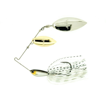 Molix Water Slash Double Willow Spinnerbait Bogolu Dace 1/2oz