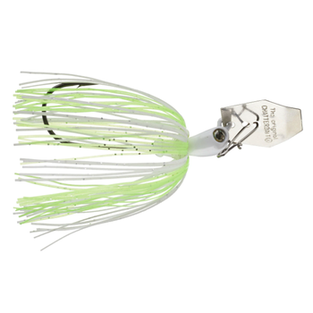 Z-Man Chatterbait Micro 1/8oz Chart/White
