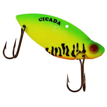 Reef Runner Cicada 1/2 OZ FIRETIGER MFG# C5-021