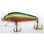 """A.C. Shiner Plug. 3"""" Sunfish"""
