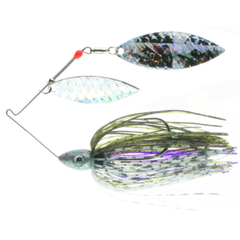 Nichols Pulsator Shattered Glass 1/2oz DB's River Bream. Double Willow
