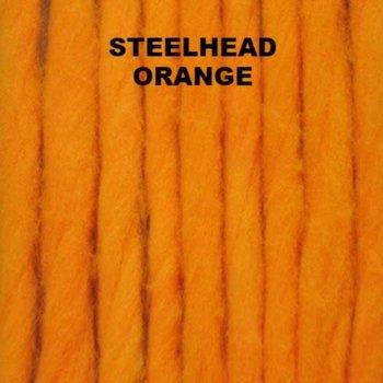 The Bug Shop Glo Bug Bling. Steelhead Orange