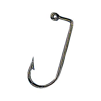 Eagle Claw Eagle Claw 570-4 Jig Hook, Size 4