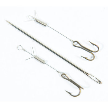 Eagle Claw MINNOW RIG WITH BAITING NEEDLES MRN2