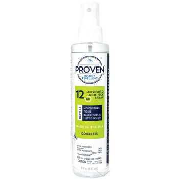 Proven Proven 6oz 12 Hour Insect Repellent Odorless Spray Bottle