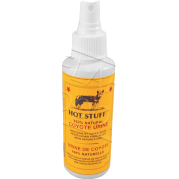 Hot Stuff Coyote Urine