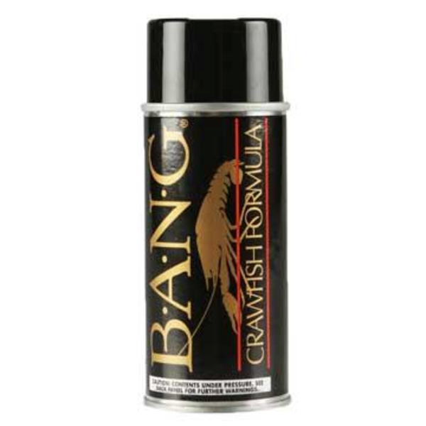 Bang Bang Attractant Pure Craw. Aerosol 5oz