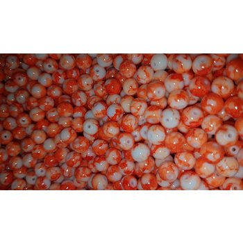 Creek Candy Beads 6mm Bloody Mary #160