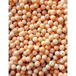 Creek Candy Beads 8mm Peach Gobbler #268