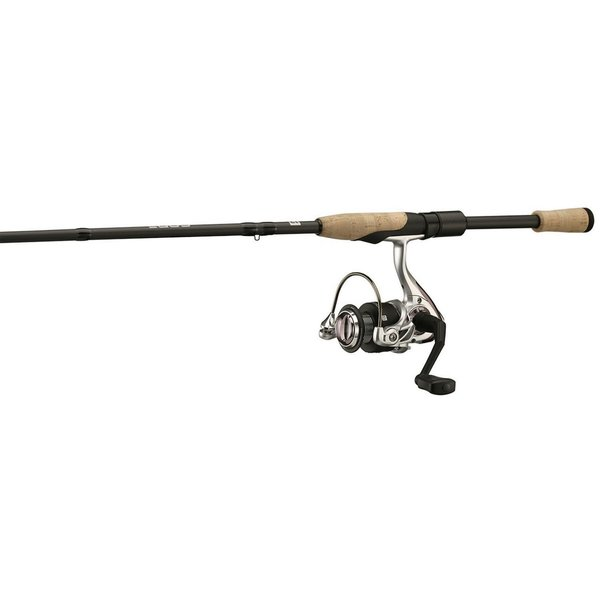 13 Fishing Code Silver 6'6M Spinning Combo. 2-pc