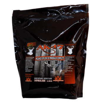 ProXpedition AK47 Deer Mineral Chestnut Flavour 2.3 KG Bag