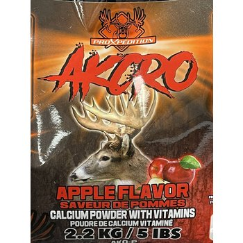 ProXpedition AKCRO Apple Flavor 2.2 KG