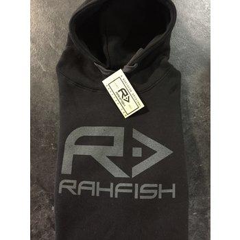 RahFish Rahfish Big R Hoodie, Char RFPO6116 L
