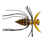 "Evergreen International Gizmo. Killer Bee 1-1/2"" 1/10oz"