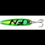 Michigan Stinger Stingray Spoon. UV Dirty Broomstick