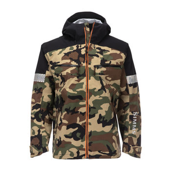 Simms CX Jacket CAMO L