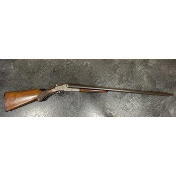 """L.C. Smith Ideal Grade 12ga 30"""" DT Side/Side Shotgun Full Chokes"""