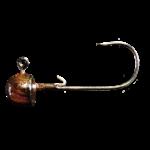 Grumpy Bait Micro G-Jig 1/32oz Dark Copper 5-pk