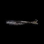 """Grumpy Bait Minn-FIN. Silver Seeker 4"""" 8-pk"""