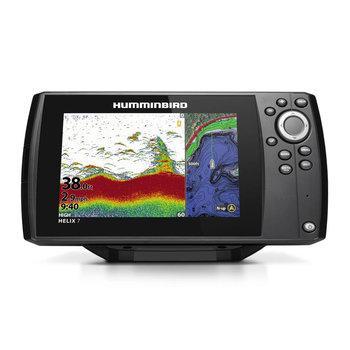Humminbird Helix 7 CHIRP GPS G3 w/Navionics Card