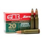 Barnaul 308 Win 168gr Soft Point Ammunition