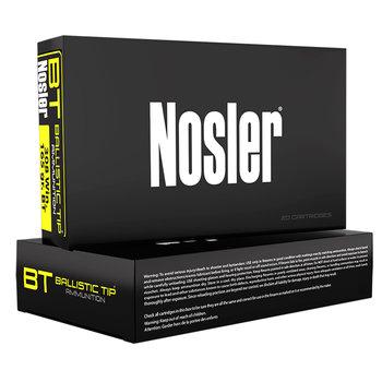 Nosler Nosler 308 Win 165gr Ballistic Tip Ammunition