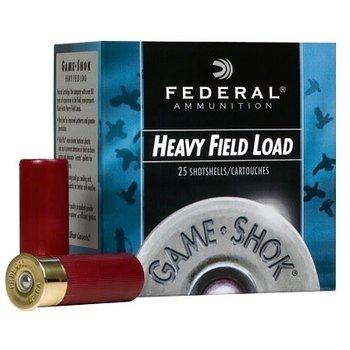 Federal Heavy Field Load 12Ga 3 1/4 Dr 1 1/4Oz Number 6 Shot