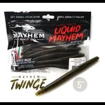 "Mayhem Twinge 5"" Watermelon Seed Red Flake 8-pk"