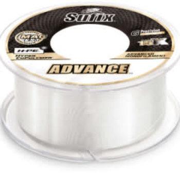 Sufix Advance Monofilament 20lb 330yds Clear