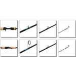"G.Loomis NRX+ 854C JWR 7'1"" Heavy Fast Casting Rod. 5/16-3/4oz 14-20lb"