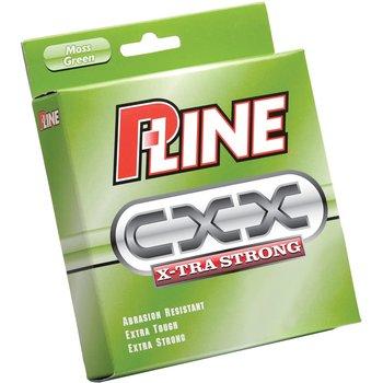 P-Line CXX 8lb Copolymer 300yd Moss Green