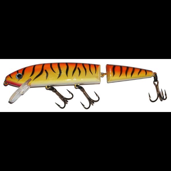 Inhaler Jointed Crankbait Orange Tiger