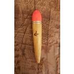 Coolwaters  Balsa Wood 9g Slim Slip Float Hot Orange