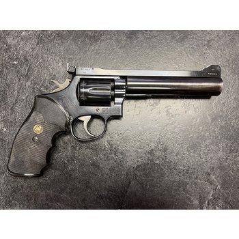 "Smith & Wesson Model 10-5 PPC Gun 6"" w/Heavy BBL & BoMar Rib"