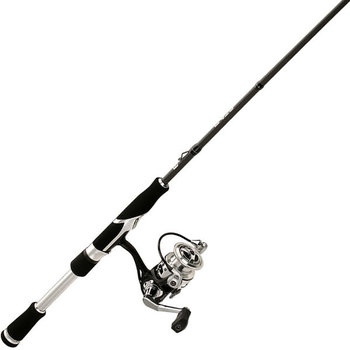 13 Fishing Fate Chrome 6'7M Spinning Combo 2-pc