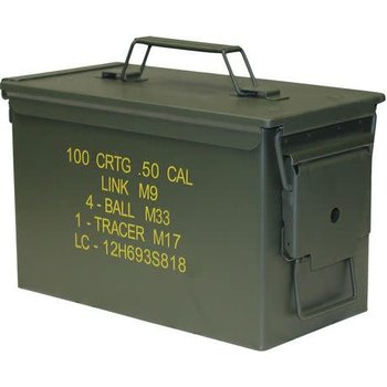 World Famous Ammo Box